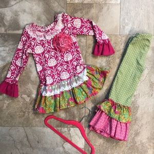Giggle Moon 2T Baby/Toddler Set